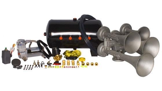 truck horn kit