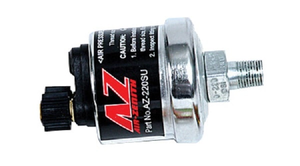 Air-Zenith drukschakelaar AZ220SU 220PSI Digital Pressure Sending Unit