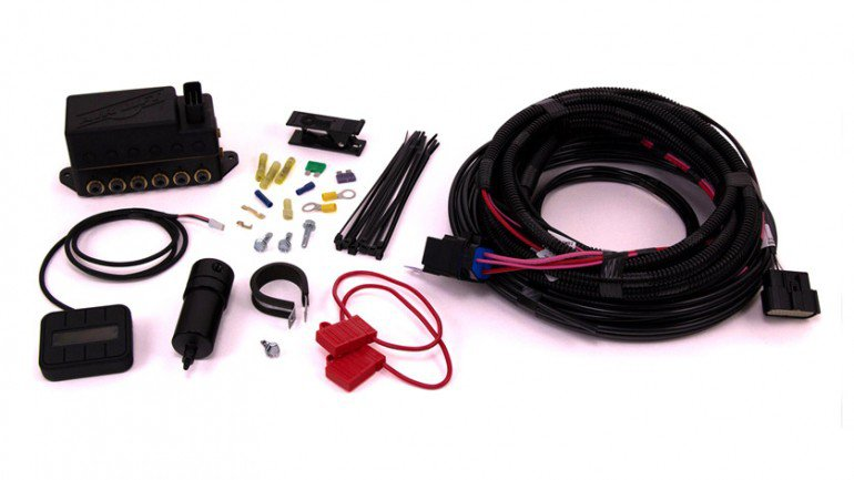 Airlift Performance AutoPilot V2 1-4inch Air Line No Tank No Compressor