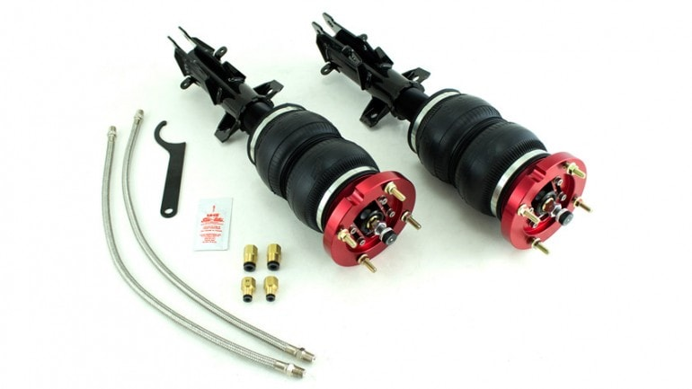 Airlift Performance front shocks Ford Mustang S197 GT500 75523