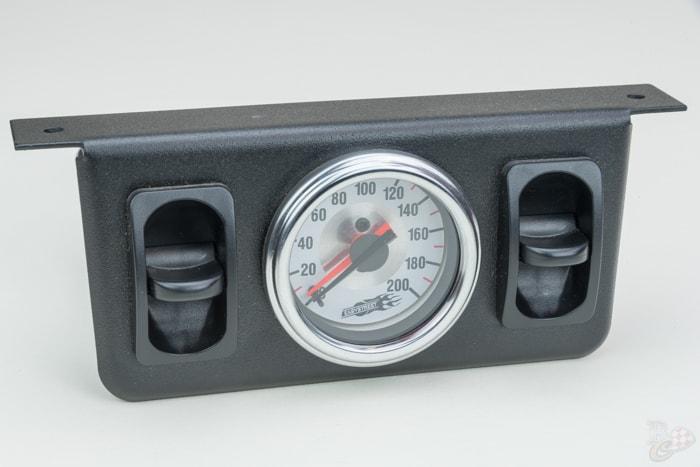 AirLift dual needle paddle drukmeter_front