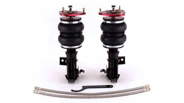 Airlift Performance front shocks Toyota GT86