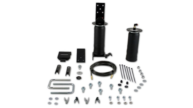 AirLift RideControl adjustable air spring kit Chevrolet S10_Isuzu_Nissan pickup 59529
