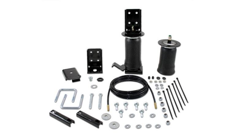 AirLift RideControl adjustable air spring kit Nissan Titan
