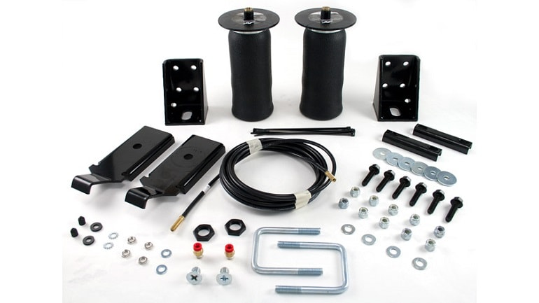 AirLift RideControl adjustable air spring kit Toyota Tundra