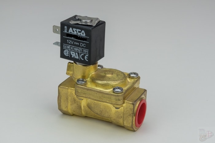Asco ventiel half duims-12V