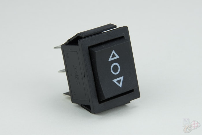 rocker switch 6-pins