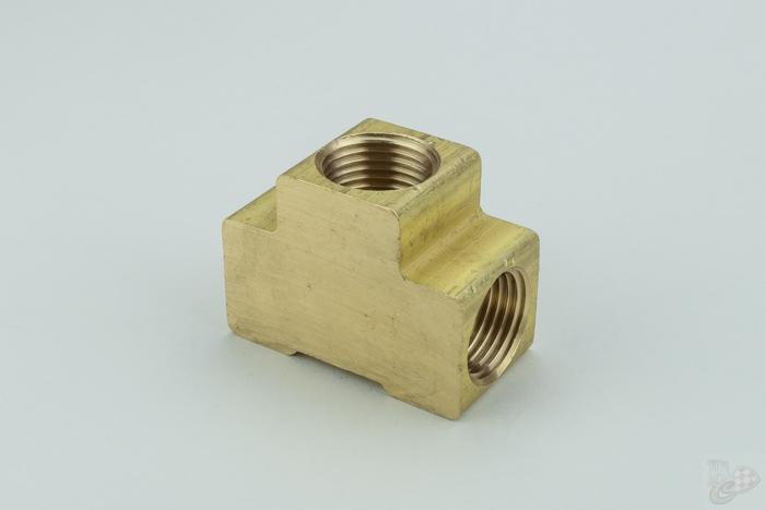 T-verloopnippel 3-8 inch