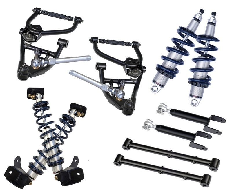 Ridetech GM G Body 1978-1988 CoilOver System Level 2 11320210