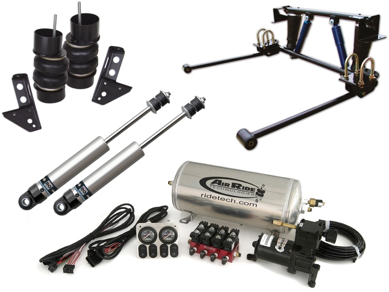 Ridetech S10 Coilover Kit