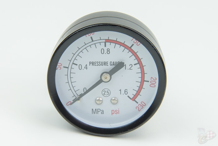 manometer 16 bar