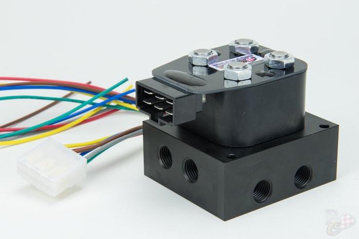 VU2 Solenoid Valve Manifold Unit Air Suspension Control Wiring Harness