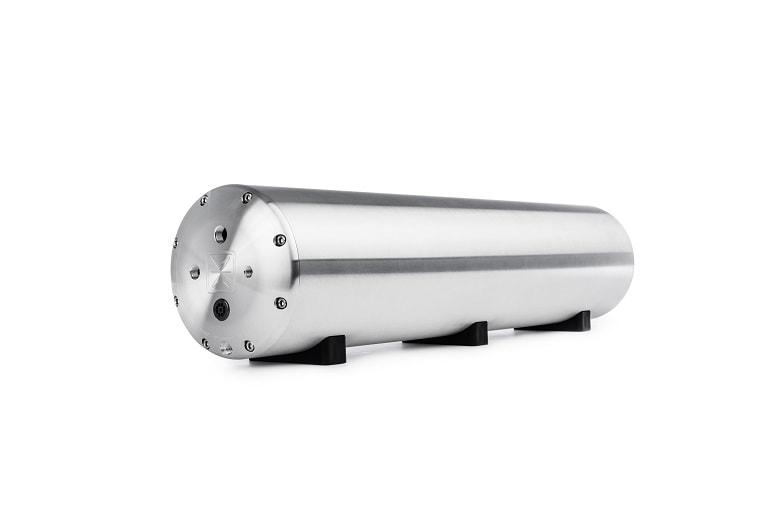AccuAir AA-ENDO-T5-RAW 5-Gallon raw ENDO Aluminum Tank